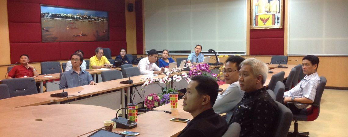 คณะกรรมการเตรียมการจัดงาน การประชุมวิชาการงานวิจัยและพัฒนาเชิงประยุกต์ ECTI-CARD 2016 ครั้งที่ 8